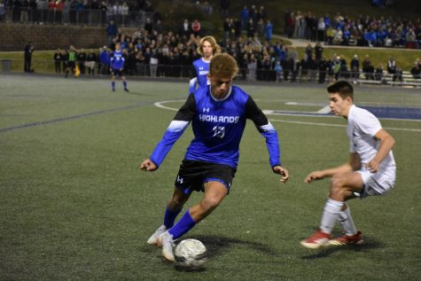 Late goal by Schweitzer shocks Montgomery County in state semi-game