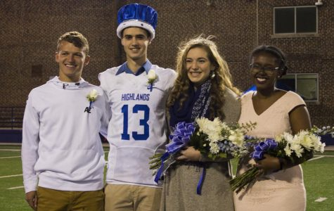 Getting to know your Homecoming King and Queen – Austin King and Zoie Barth