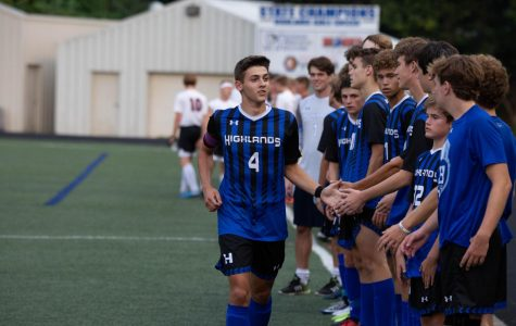 Soccer stars chain together for a successful season