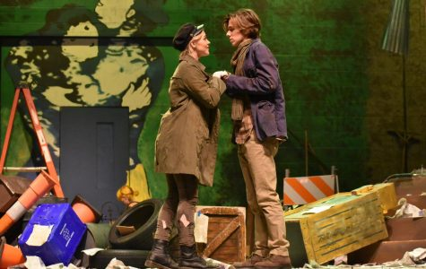 A Successful Opening Night: As You Like It debut at Highlands