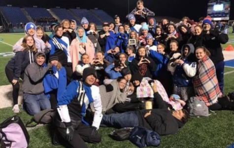 Marching Band Places Top Ten In Final Championship