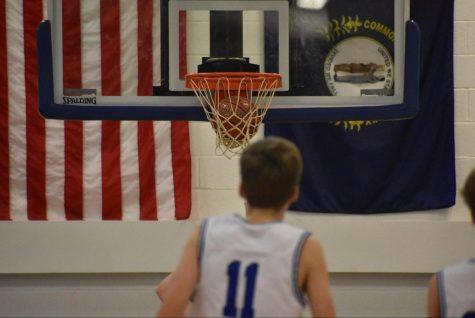 Boys basketball crushes NCC