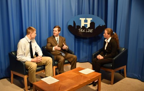 Attorney General Andy Beshear Visits Highlands Broadcasting