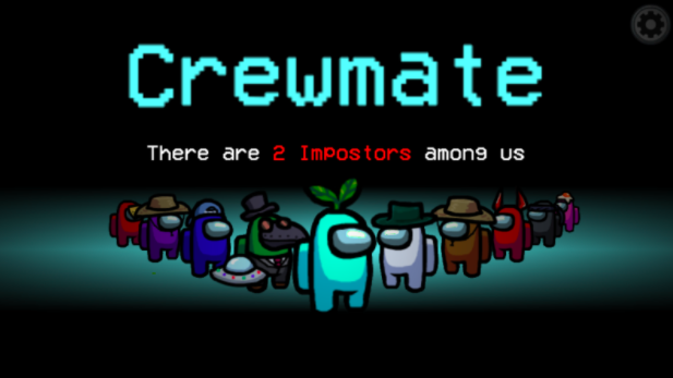 In+the+game+%22Among+Us%2C%22+Assigned+crewmates+and+imposters+await+the+game+to+begin.