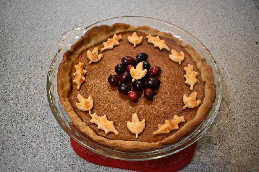 LOOK AT OUR PRETTY PIE!