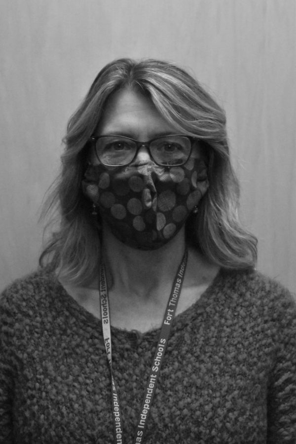 District nurse Rhonda Wassom has worked diligently to keep HHS students safe during the COVID-19 pandemic.