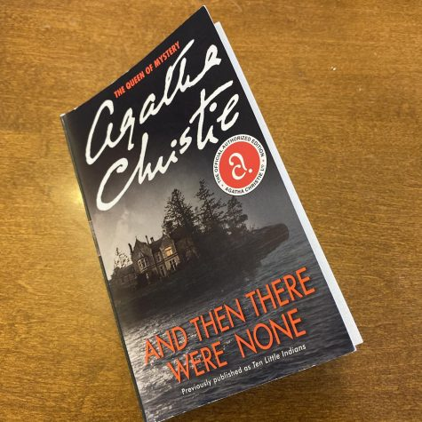 """And Then There Were None"" by Agatha Christie."
