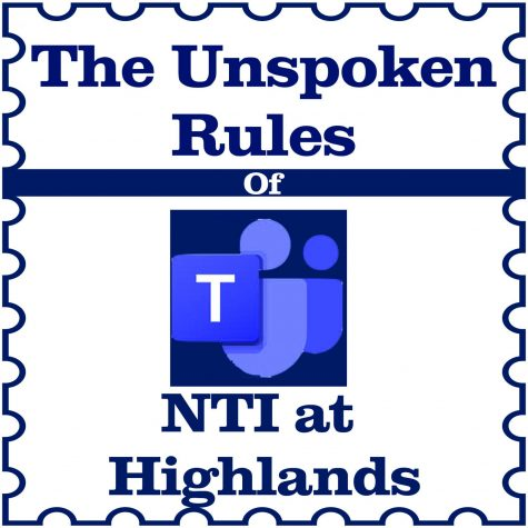 Digital Illustration for the monthly Unspoken Rules of Highlands series.