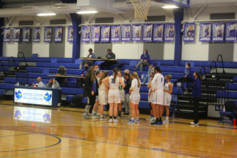 Girls take on Dixie Heights, end with unfortunate defeat