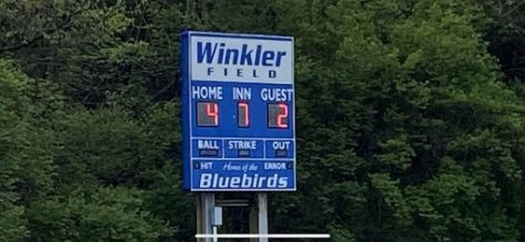 The softball Birds finish their game against Turpin with a win.