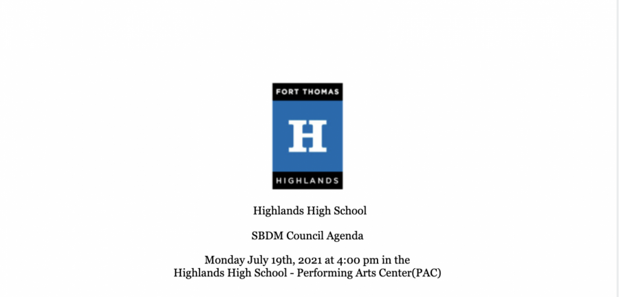 SBDM+approves+first+GSA+at+Highlands+High+School+at+July+meeting