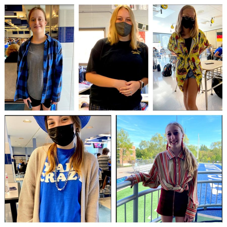 HHS students go all out for Spirit Week (9/27-10/1)