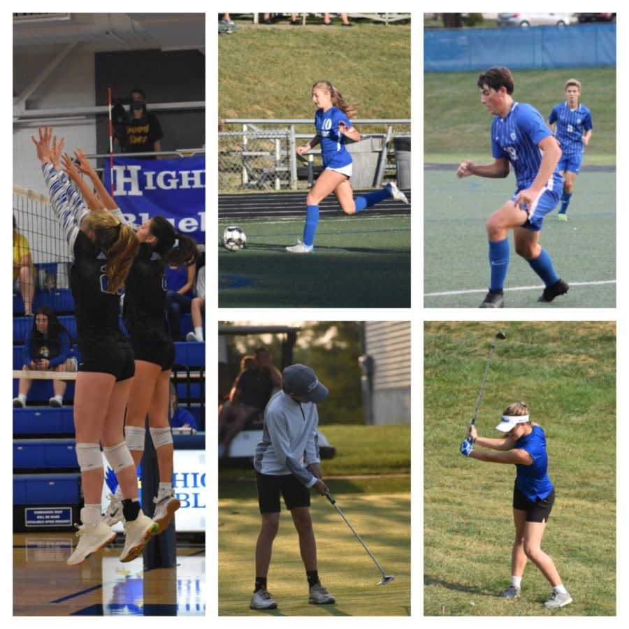 Best in their field: HHS fall sports Wrap up